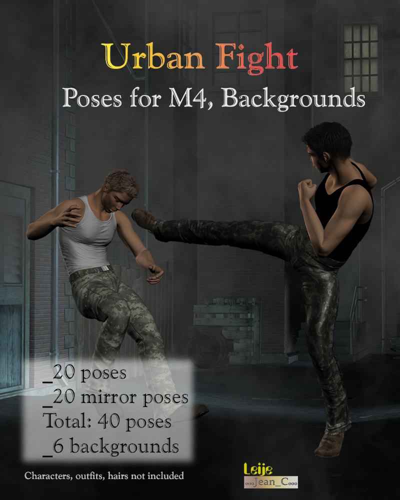 Urban Fight for M4
