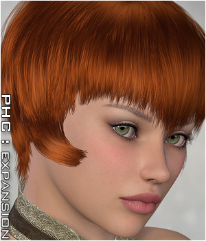 PHC : Berlin 1931 Hair P3D-Art