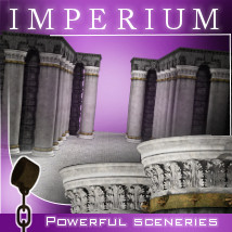 Imperium Building Set and Presets 3D Models 3D Figure Assets meipe