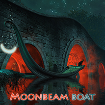 Moonbeam boat Themed Transportation 1971s