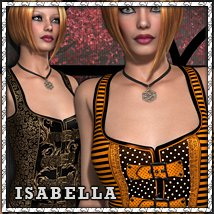 Isabella 3D Figure Essentials sandra_bonello