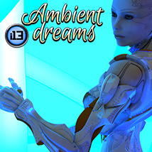 i13 Ambient Dreams 3D Figure Essentials Software 2D 3D Models ironman13