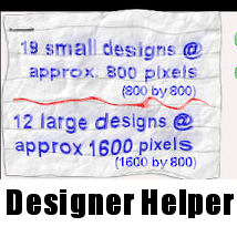 Designer Helper - PNG & ABR 2D And/Or Merchant Resources tiggersprings