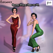 F68_Elegance 3D Figure Essentials Fugazi1968