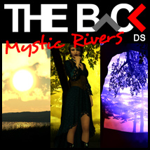 THE BACK Mystic Rivers - DAZ Studio 3D Models Software outoftouch
