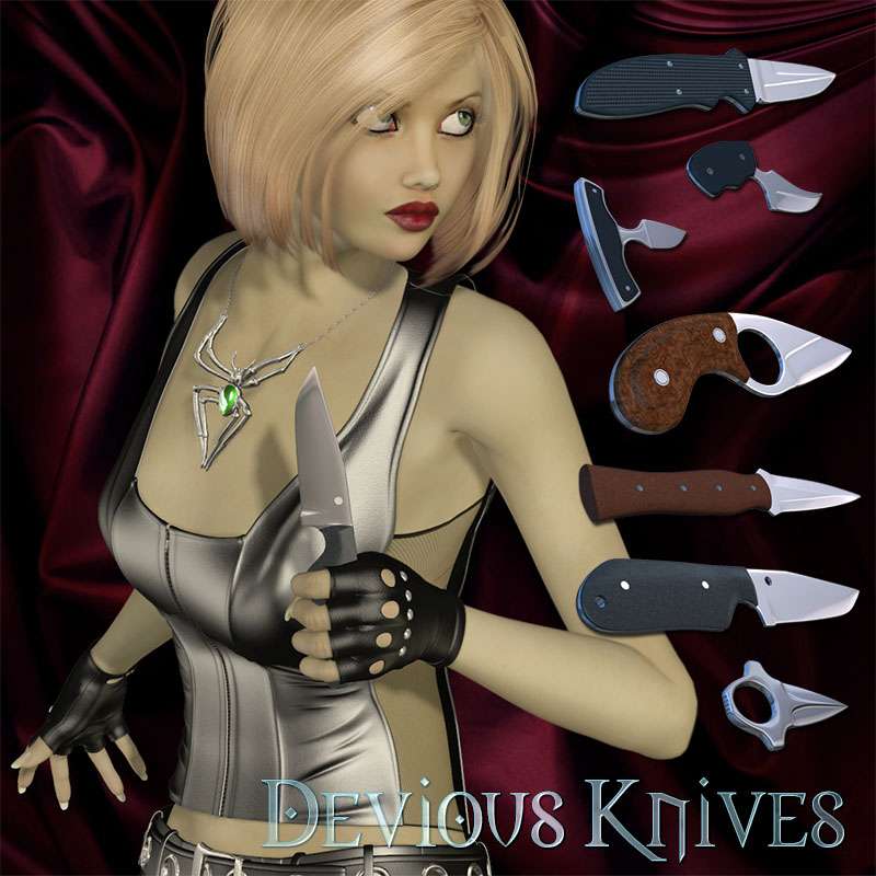 Devious Knife Set