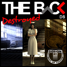 THE BACK Destroyed - DAZ Studio 3D Models Software outoftouch