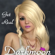Get Real for Darkmoon Hair Hair Themed chrislenn