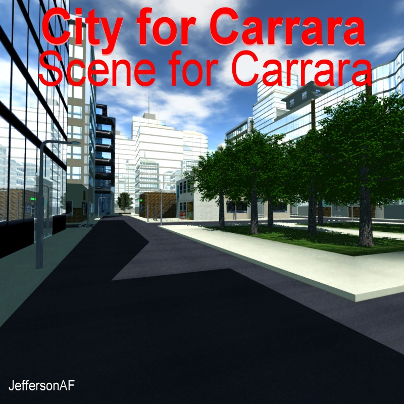 City for Carrara