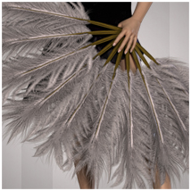 Dreamy Feathers 3D Figure Essentials jonnte