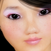 Chikako Themed Characters Software Tempesta3d