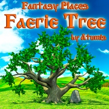 ATMS Faerie Tree Lights and Cameras 3D Models atumis