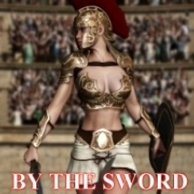 By The Sword 3D Models 3D Figure Essentials greyson5