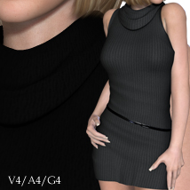 Cassie Dress V4-A4-G4 Clothing nikisatez