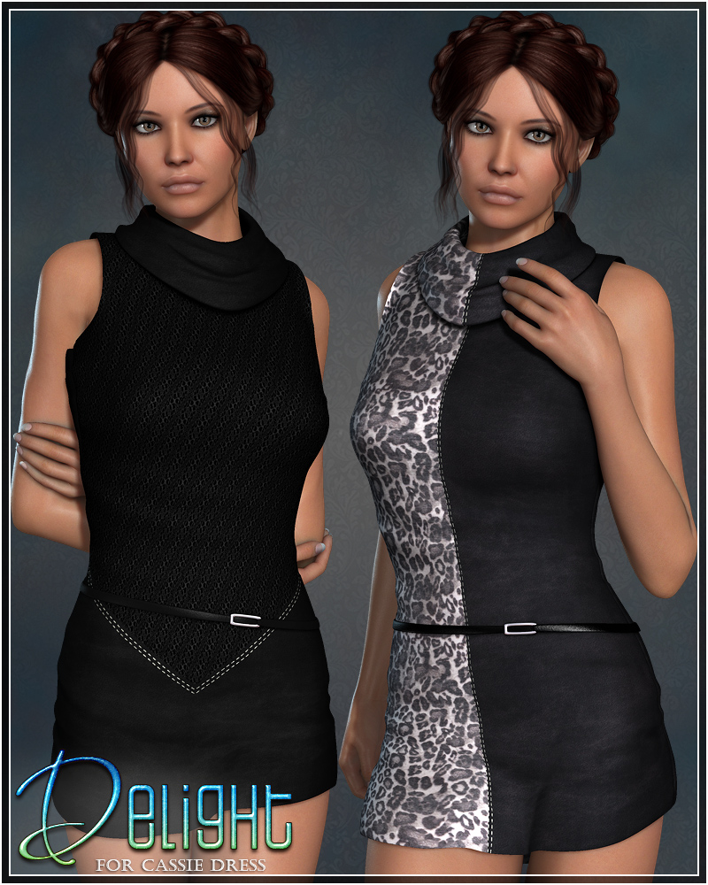 Delight for Cassie Dress