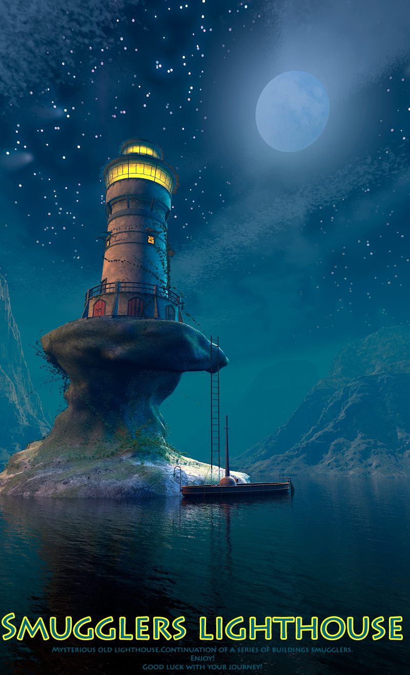 Smugglers lighthouse