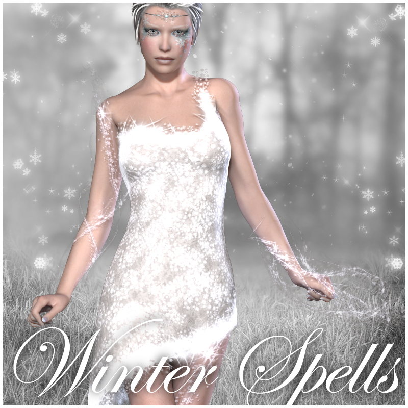 Winter Spells for Dreamy Dress & Spells of Magic
