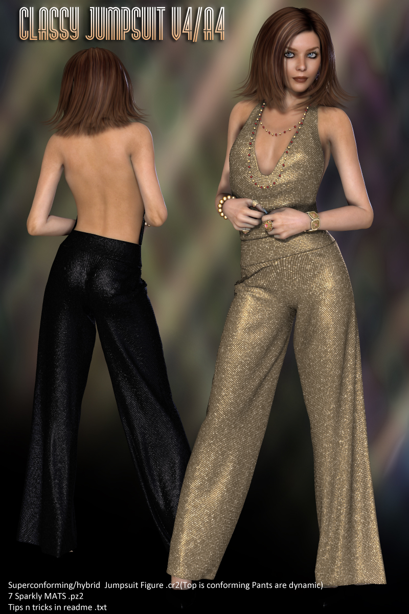Classy Jumpsuit V4/A4