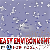 f68 Easy Environment 3D Models Software ironman13