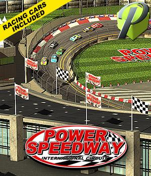 Power Speedway 3D Models powerage