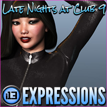 i13 Late Nights at CLUB 9 EXPRESSIONS image 1