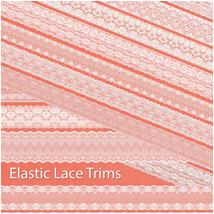 Elastic Lace Trims 2D And/Or Merchant Resources Atenais