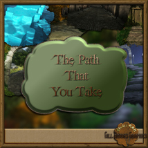 The Path That You Take 2D gillbrooks