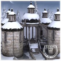 Snow Drift for Tertius Themed Props/Scenes/Architecture outoftouch