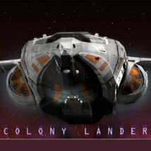 ColonyLander Transportation Themed shawnaloroc