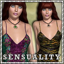 Sensuality V for My Love III Clothing sandra_bonello