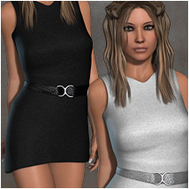 Soiree Dress V4/A4/G4 Clothing OziChick