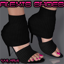 Alexis Shoes V4-A4 3D Figure Essentials nikisatez