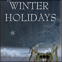 doarte's WINTER HOLIDAYS  2D And/Or Merchant Resources doarte