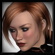 To Dye For - Celina Hair Themed vyktohria