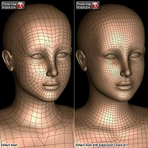 3D Merchant Resource - Low Resolution Woman image 1