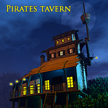 Pirates tavern 3D Models 1971s