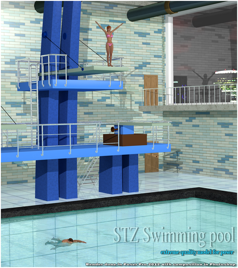 STZ Swimming pool