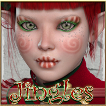 MDD Jingles for V4.2 3D Figure Essentials Maddelirium