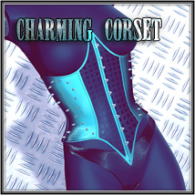Charming Corset Clothing SynfulMindz