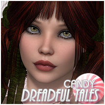 Candy Dreadful Tales Hair Themed Sveva