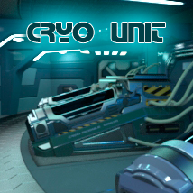 AJ Cryo Unit Props/Scenes/Architecture Themed -AppleJack-