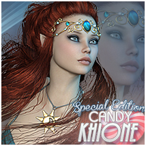 SE Candy Khione & Poses Poses/Expressions Themed Software Hair Sveva