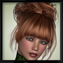 To Dye For - Gwen Hair vyktohria