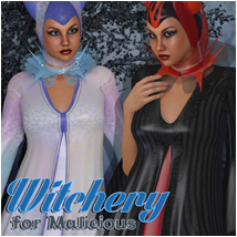 Witchery for Malicious Clothing Atenais