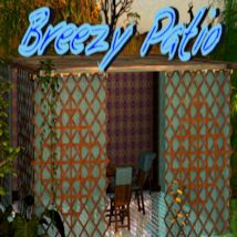 Breezy Patio 3D Models ccbn213