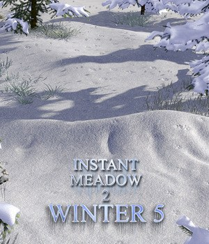 Flinks Instant Meadow 2 - Winter 5 3D Models Flink