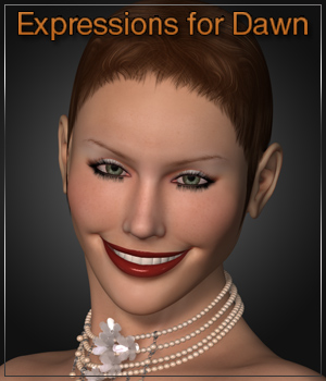 EXPRESS:DAWN! Software Themed Poses/Expressions Anagord