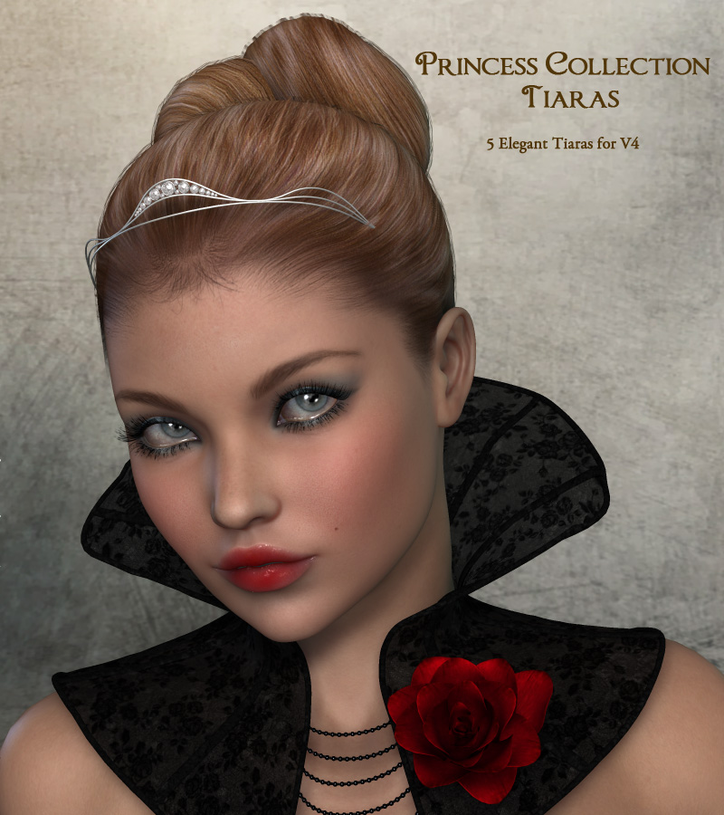 Princess Collection V1- Tiaras