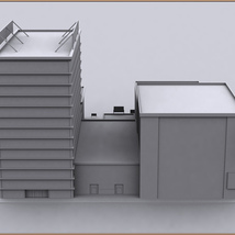 Movie Sets, Low Poly 05 image 7