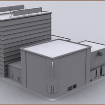Movie Sets, Low Poly 05 image 8